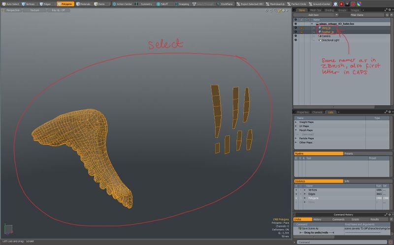 3D Asset Workflow: Baking and Texturing - Frozenbyte Wiki